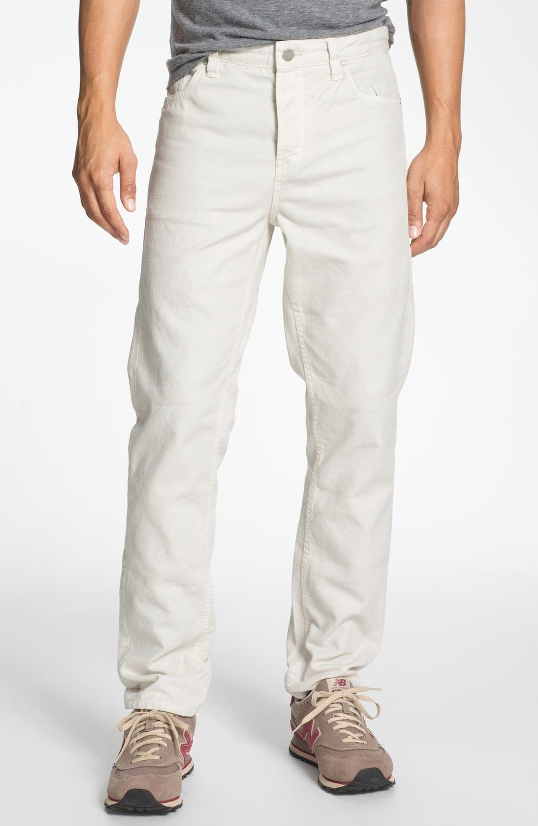 Alternate Image 2  - Insight 'Loose Joints' Slim Leg Jeans (Stoned)