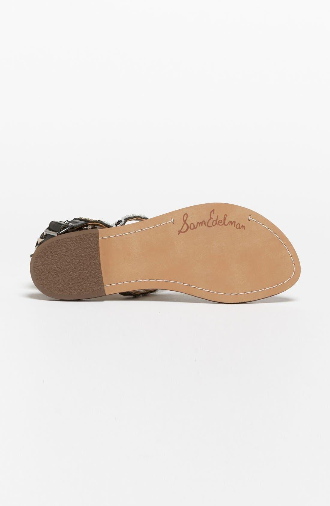 Alternate Image 4  - Sam Edelman 'Gabrianna' Sandal