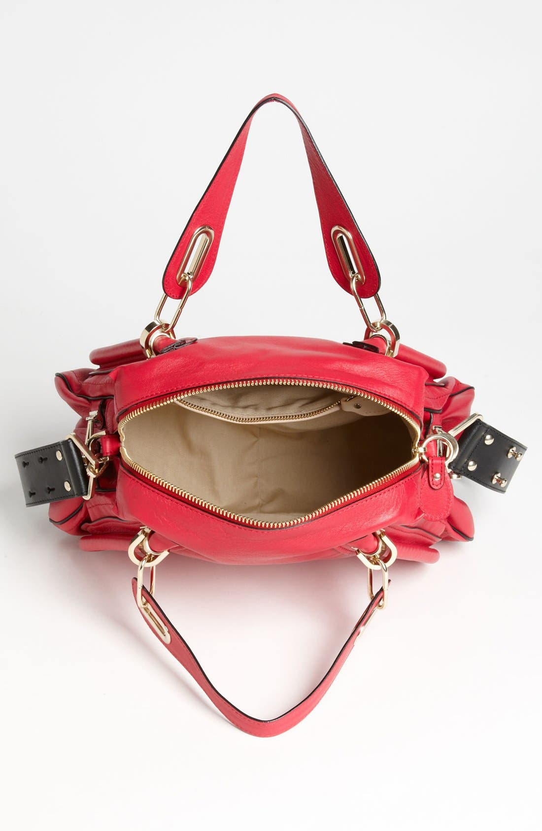 Alternate Image 3  - Chloé 'Paraty Military' Leather Satchel