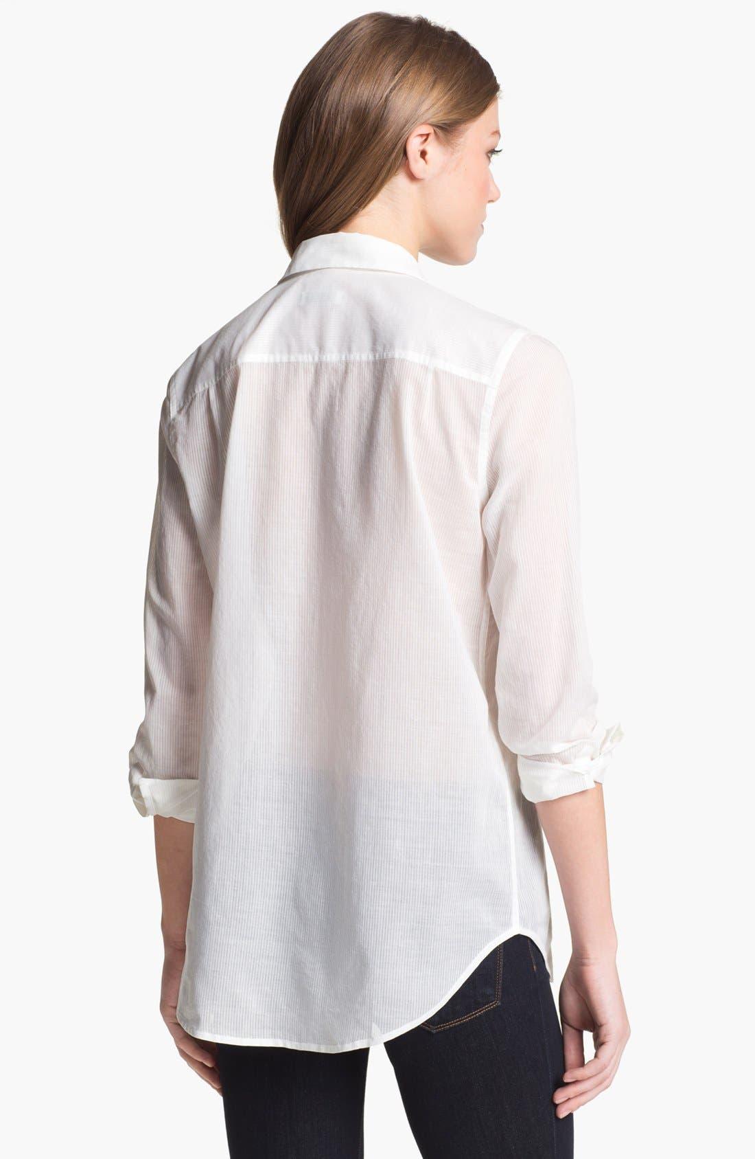 Alternate Image 2  - Equipment 'Reese' Cotton Shirt