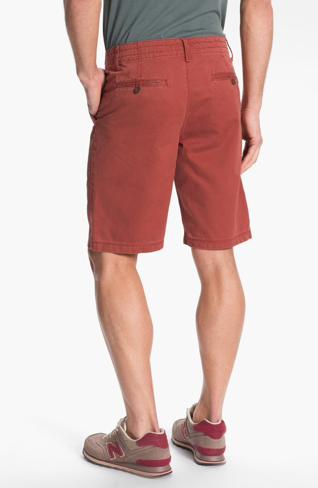Alternate Image 2  - Public Opinion 'Reef' Camp Shorts