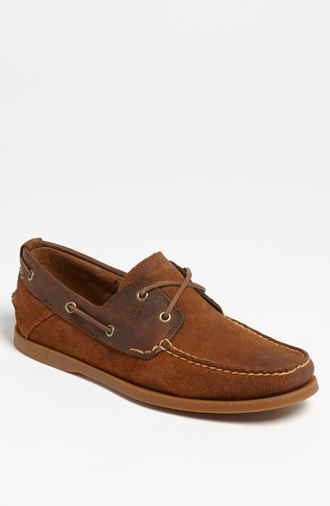 Alternate Image 1 Selected - Timberland Earthkeepers® 'Heritage' Boat Shoe