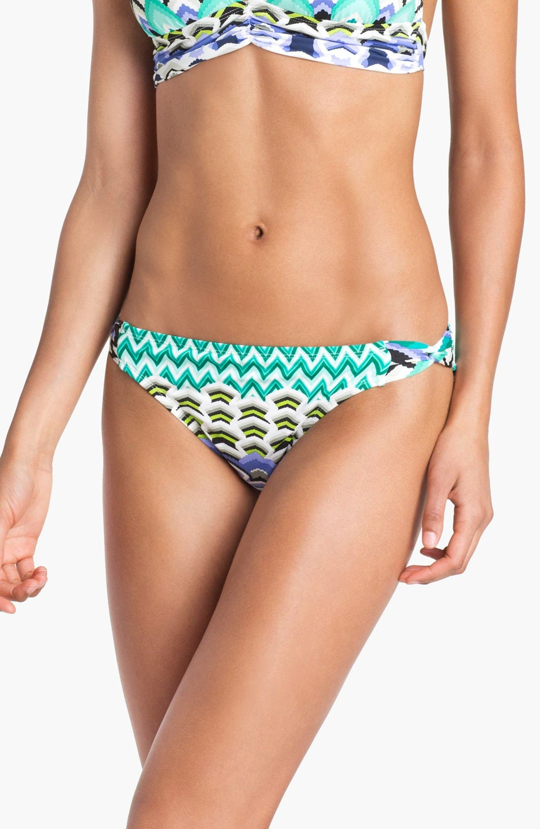 Alternate Image 1 Selected - La Blanca 'Hike Hawaii' Bikini Bottoms