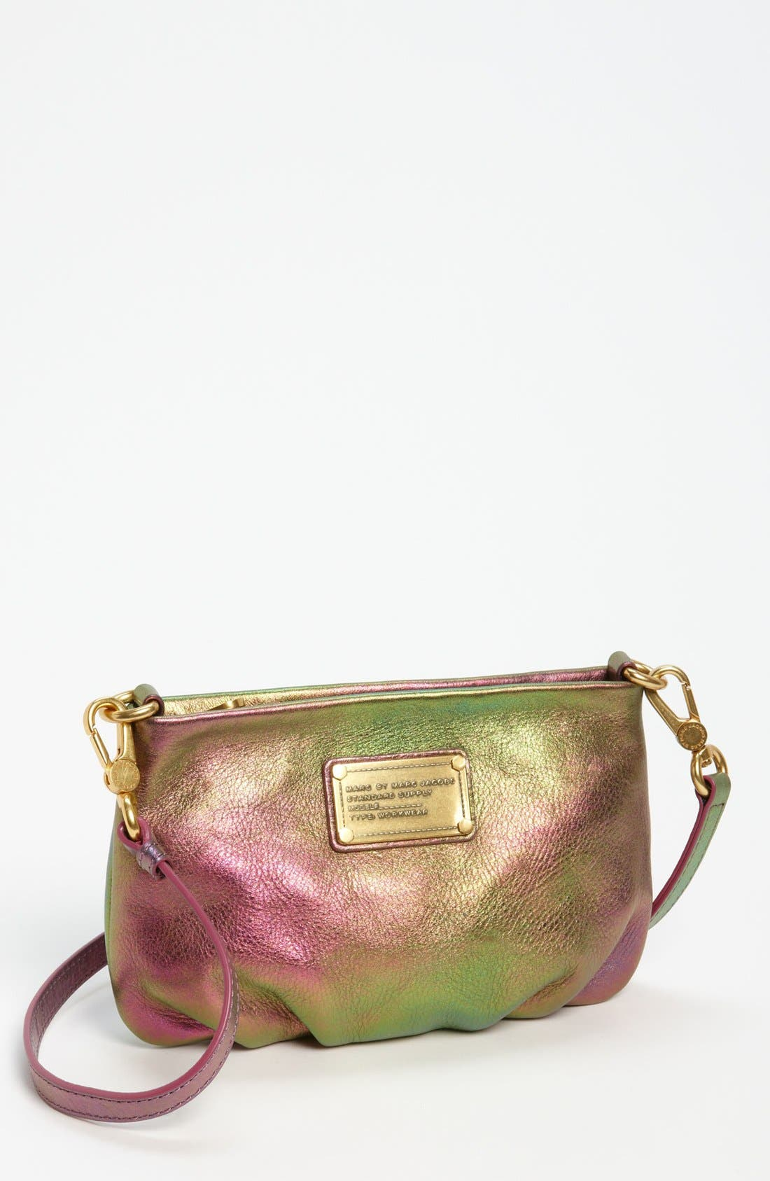 Main Image - MARC BY MARC JACOBS 'Classic Q - Percy' Crossbody Bag