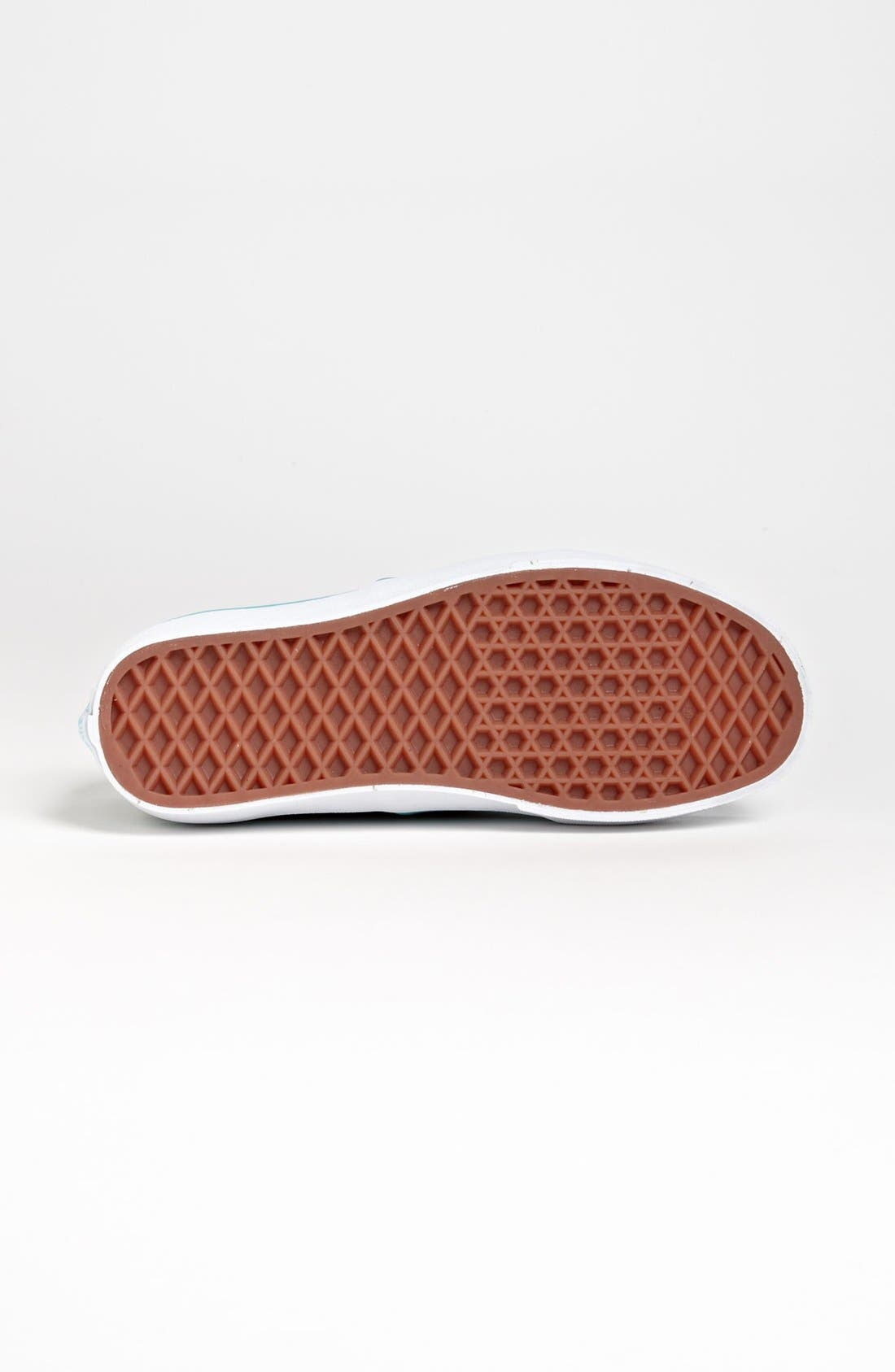 Alternate Image 4  - Vans 'Authentic' Acid Wash Denim Sneaker