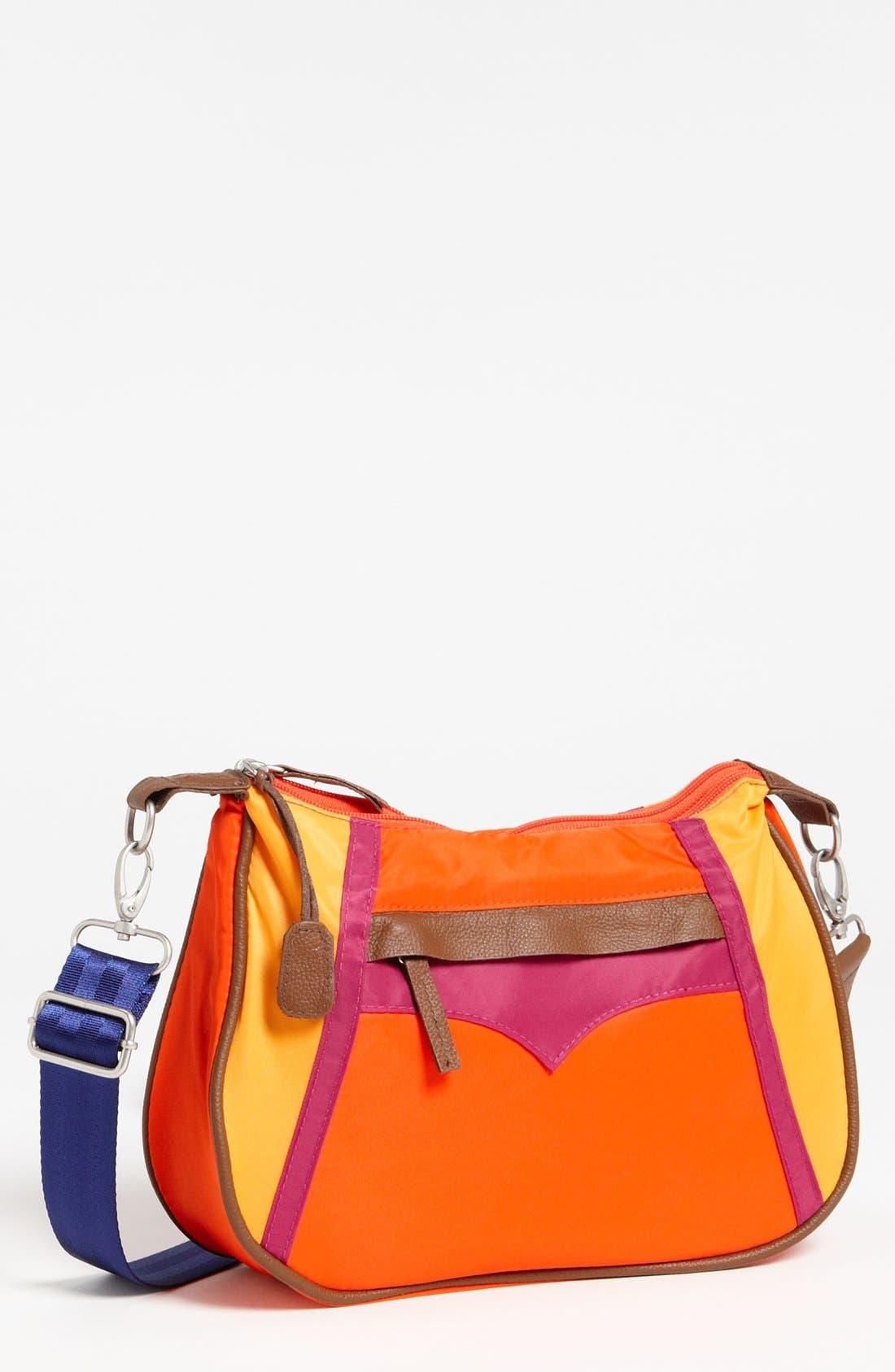 Alternate Image 1 Selected - Bensimon Multicolor Shoulder Bag