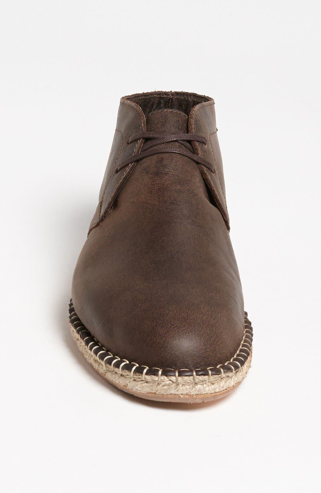 Alternate Image 3  - Billy Reid Espadrille Chukka Boot