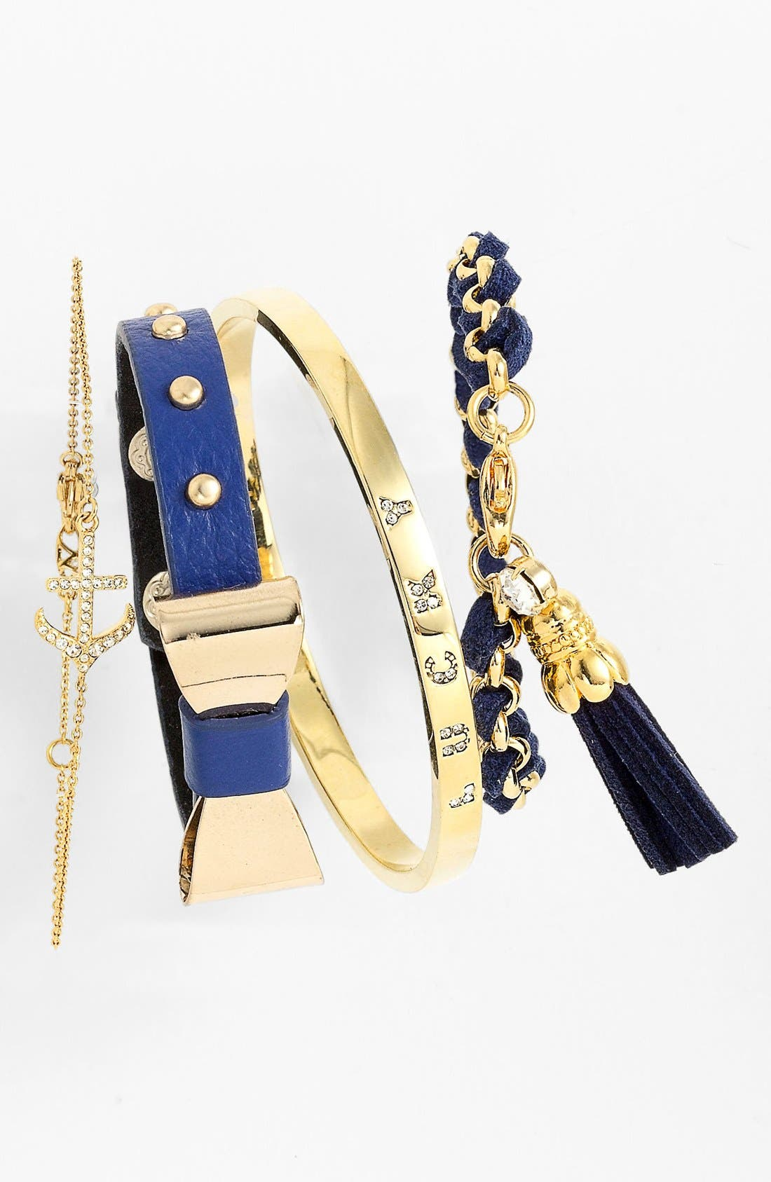 Alternate Image 2  - Nadri Anchor Station Bracelet (Nordstrom Exclusive)