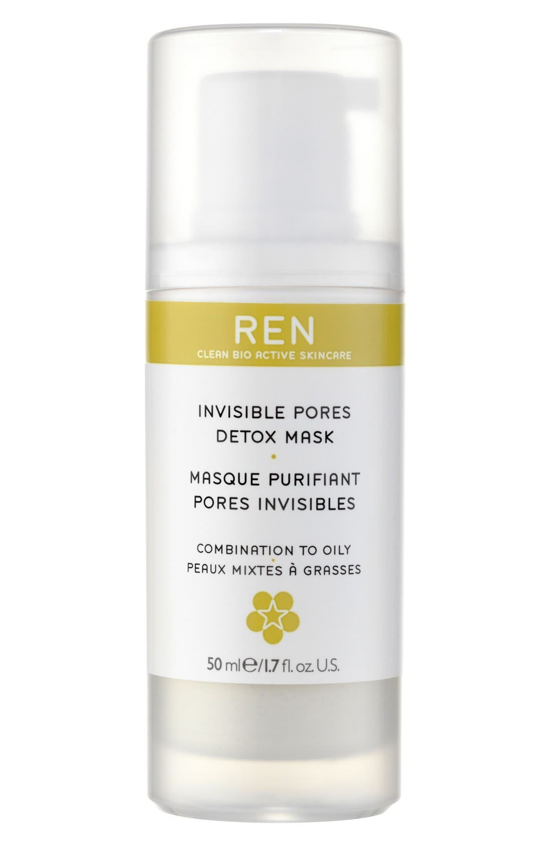 SPACE.NK.apothecary REN Invisible Pores Detox Mask