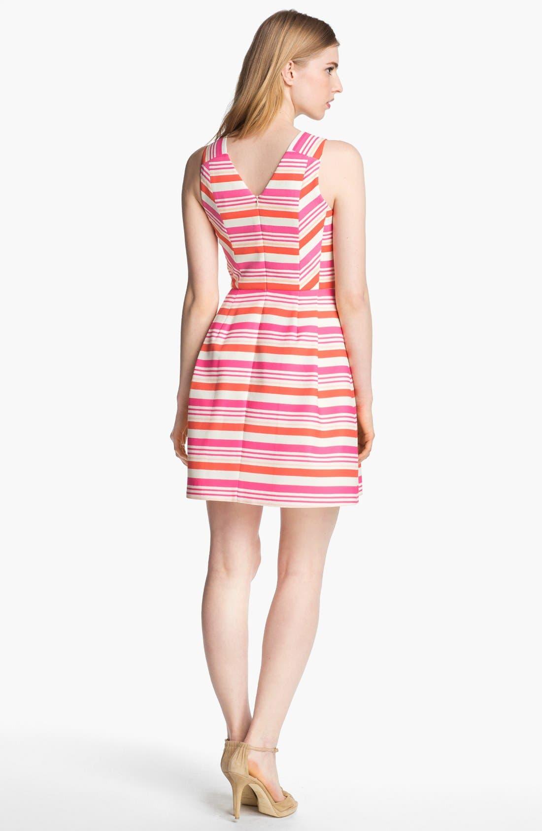 Alternate Image 2  - Mcginn 'Hattie' Fit & Flare Dress