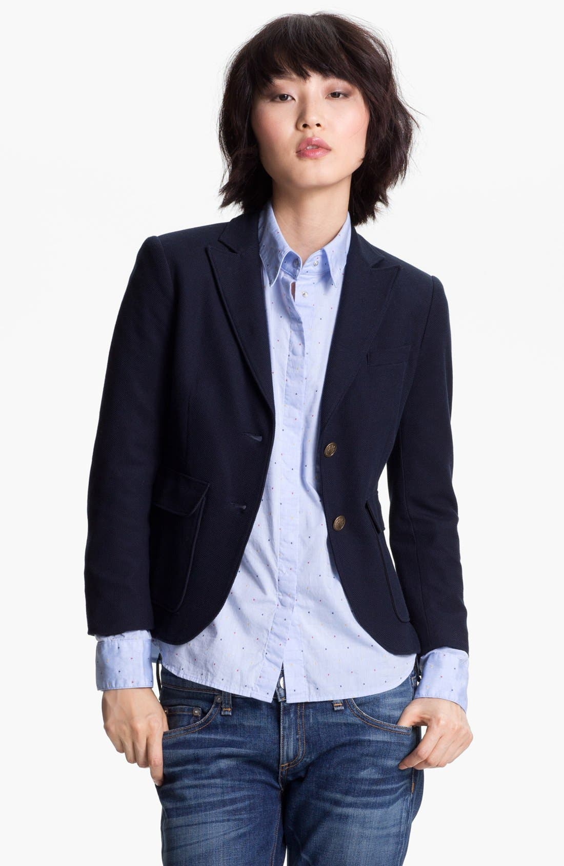 Alternate Image 1 Selected - rag & bone 'Nancy' Blazer