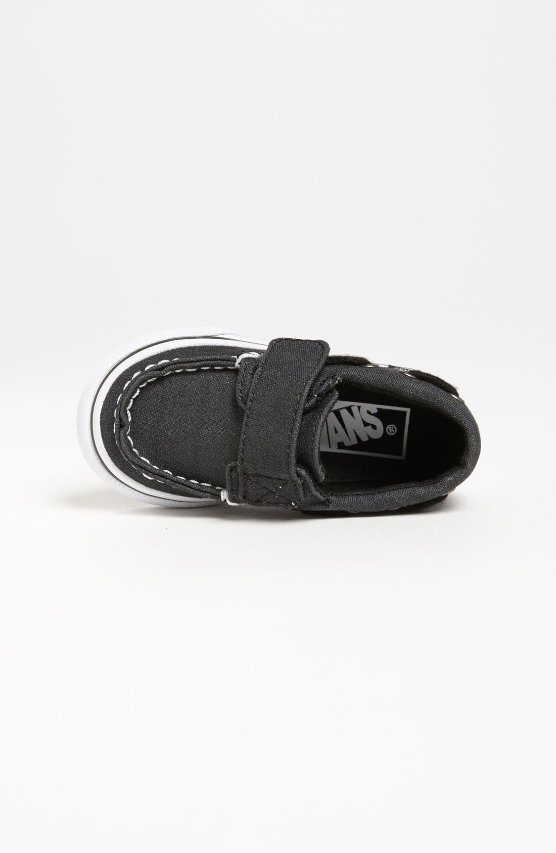 Alternate Image 3  - Vans 'Zapato Del Barco' Sneaker (Baby, Walker & Toddler)