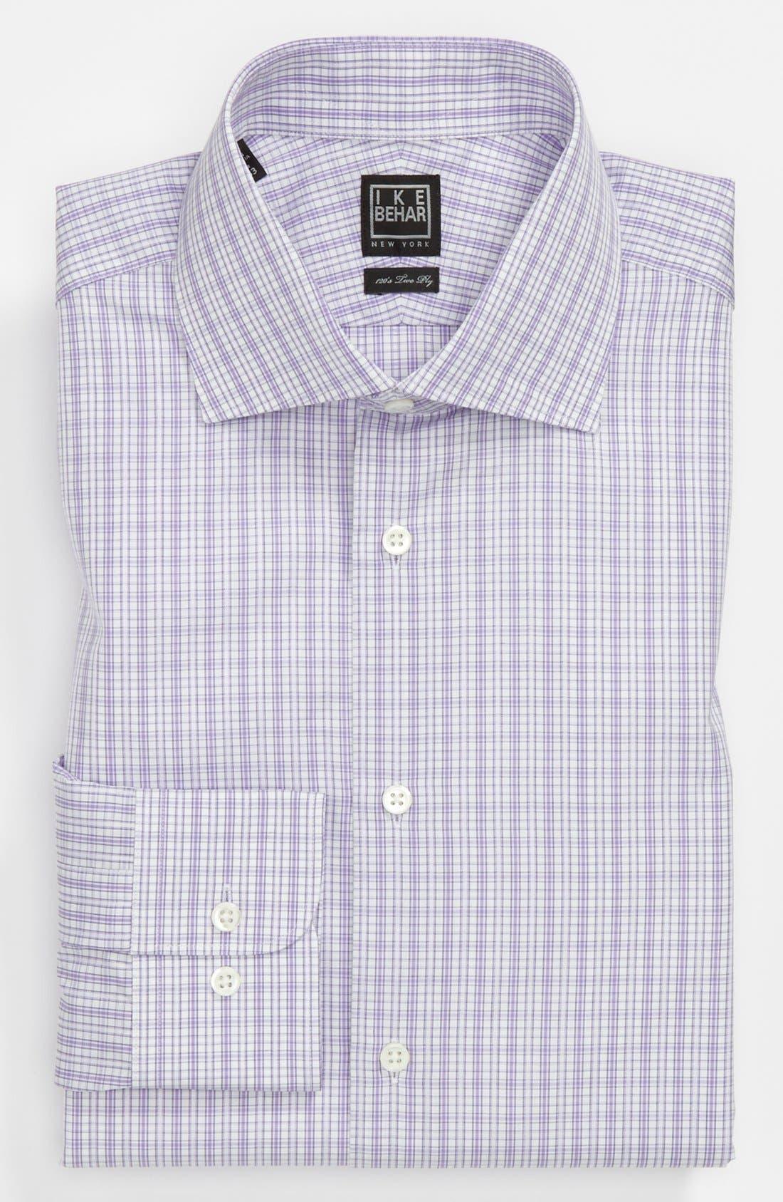 Main Image - Ike Behar Regular Fit Dress Shirt