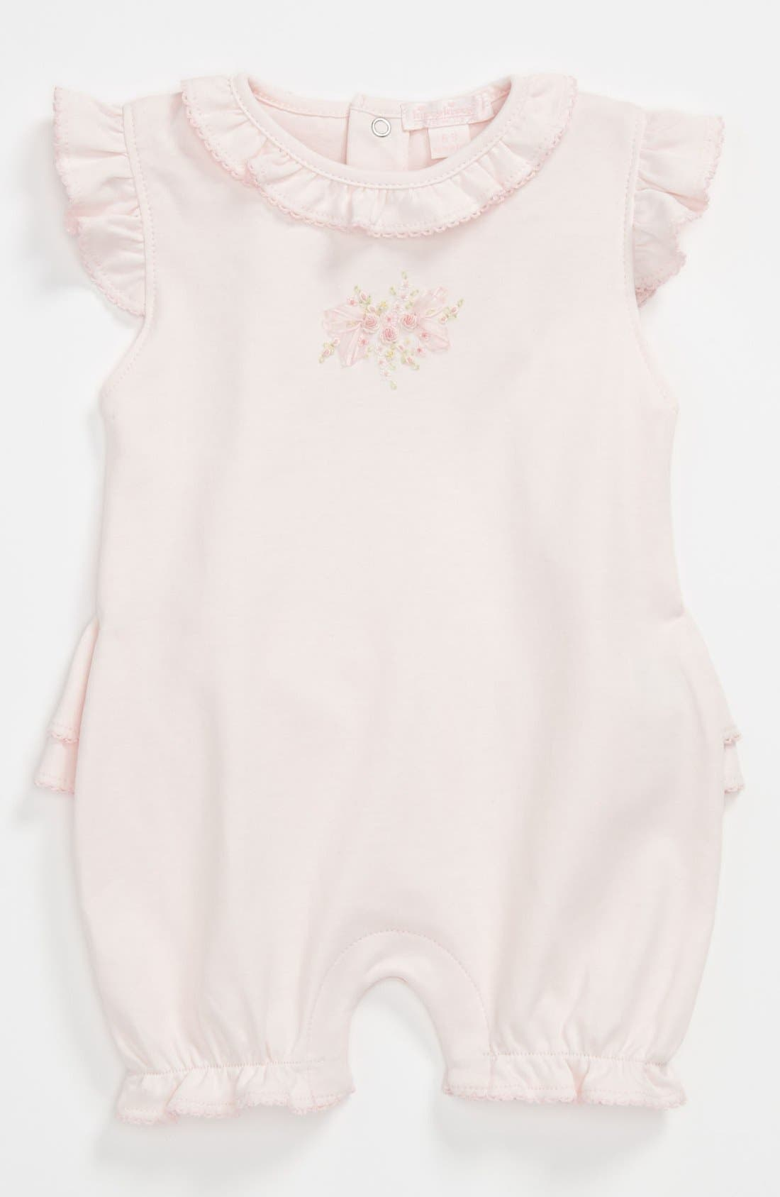 Alternate Image 1 Selected - Kissy Kissy Coveralls (Baby)