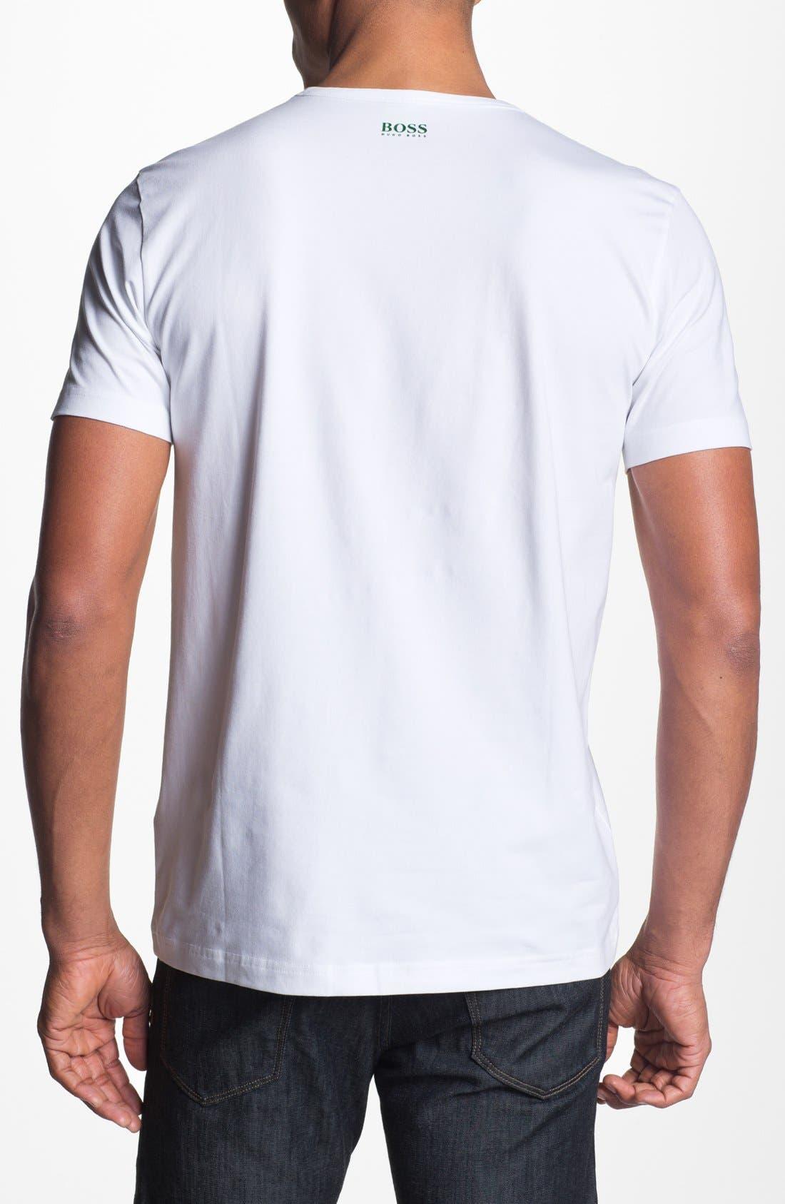 Alternate Image 2  - BOSS Green T-Shirt