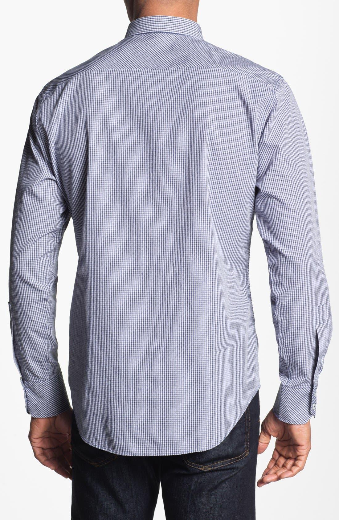 Alternate Image 2  - Zachary Prell 'Boudreau' Sport Shirt