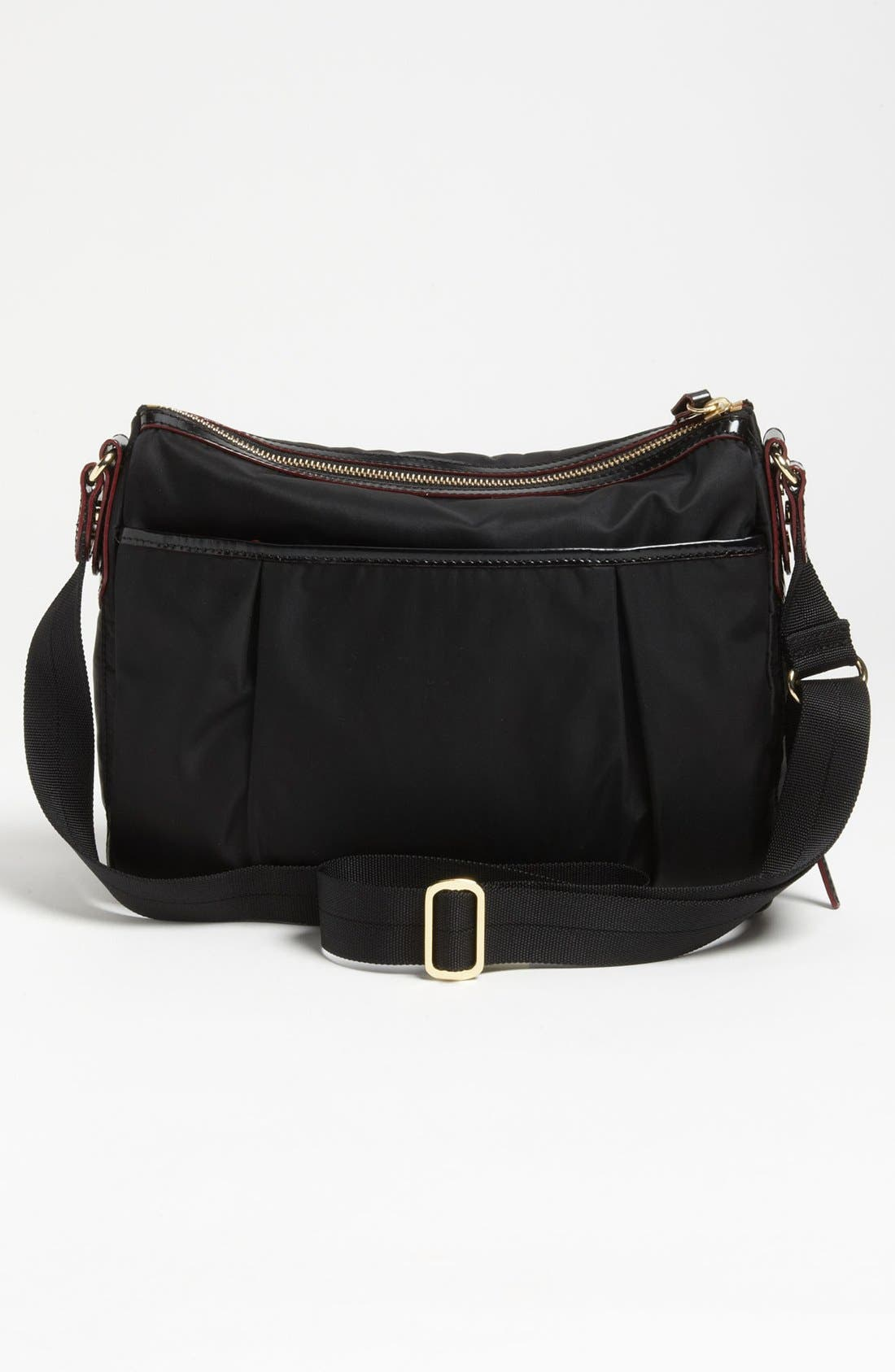 Alternate Image 3  - MZ Wallace 'Paige' Bedford Nylon Crossbody Bag