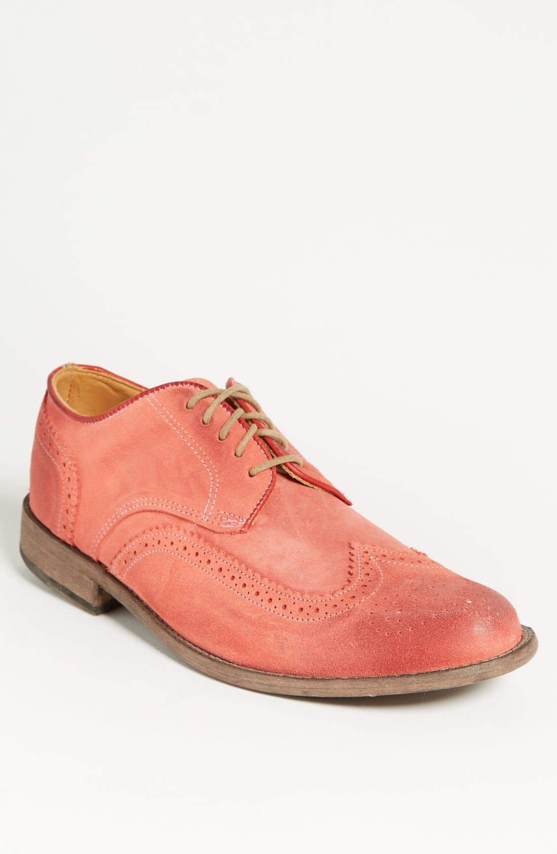 Alternate Image 1 Selected - Vintage Shoe Company 'Warren' Wingtip