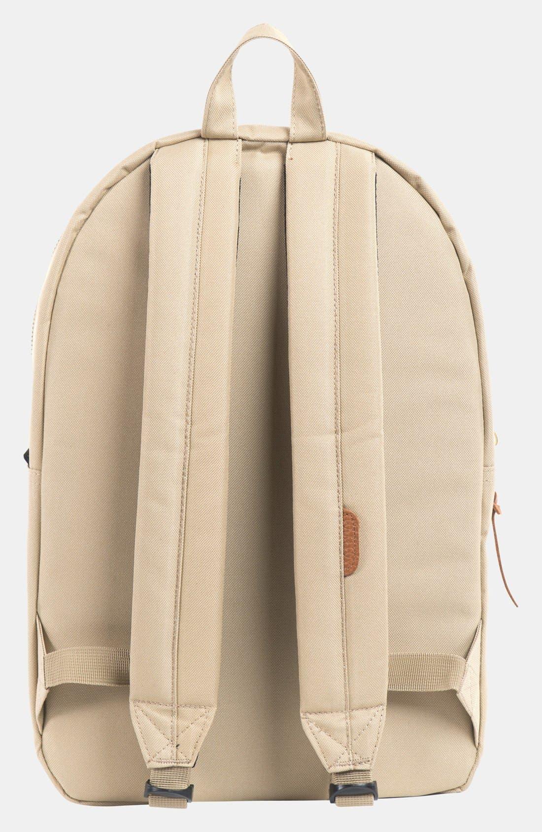 Alternate Image 2  - Herschel Supply Co. 'Settlement Plus' Backpack