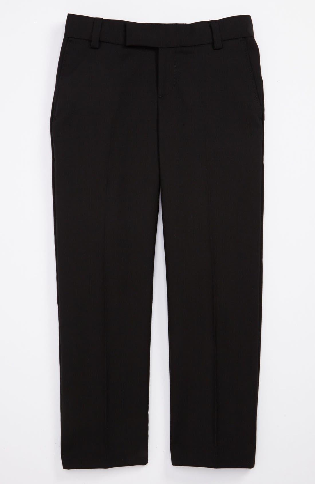 Alternate Image 1 Selected - BOSS Kidswear Wool Trousers (Little Boys & Big Boys)