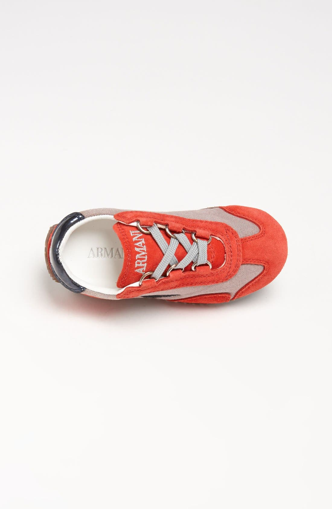 Alternate Image 3  - Armani Junior Sneaker (Walker & Toddler)
