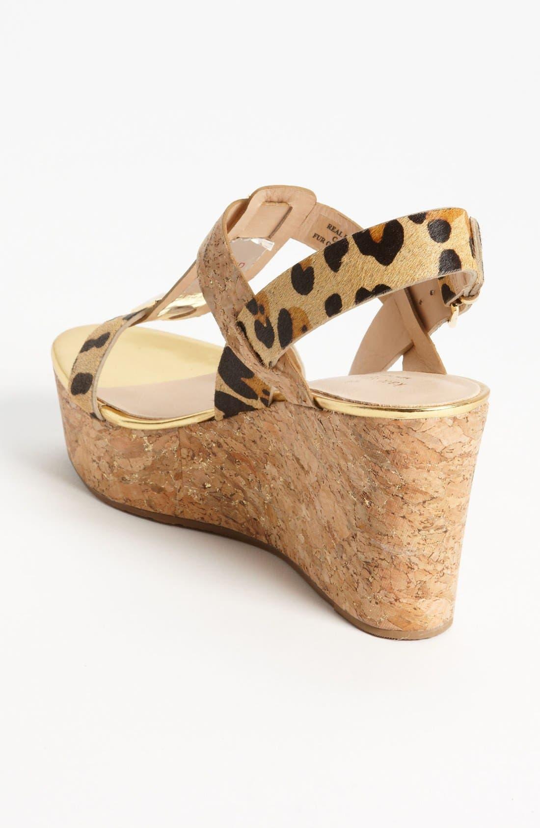 Alternate Image 2  - kate spade new york 'tegan' sandal