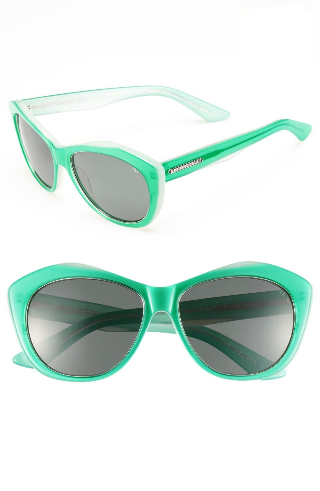Alternate Image 1 Selected - Rebecca Minkoff 'Leonard' Sunglasses