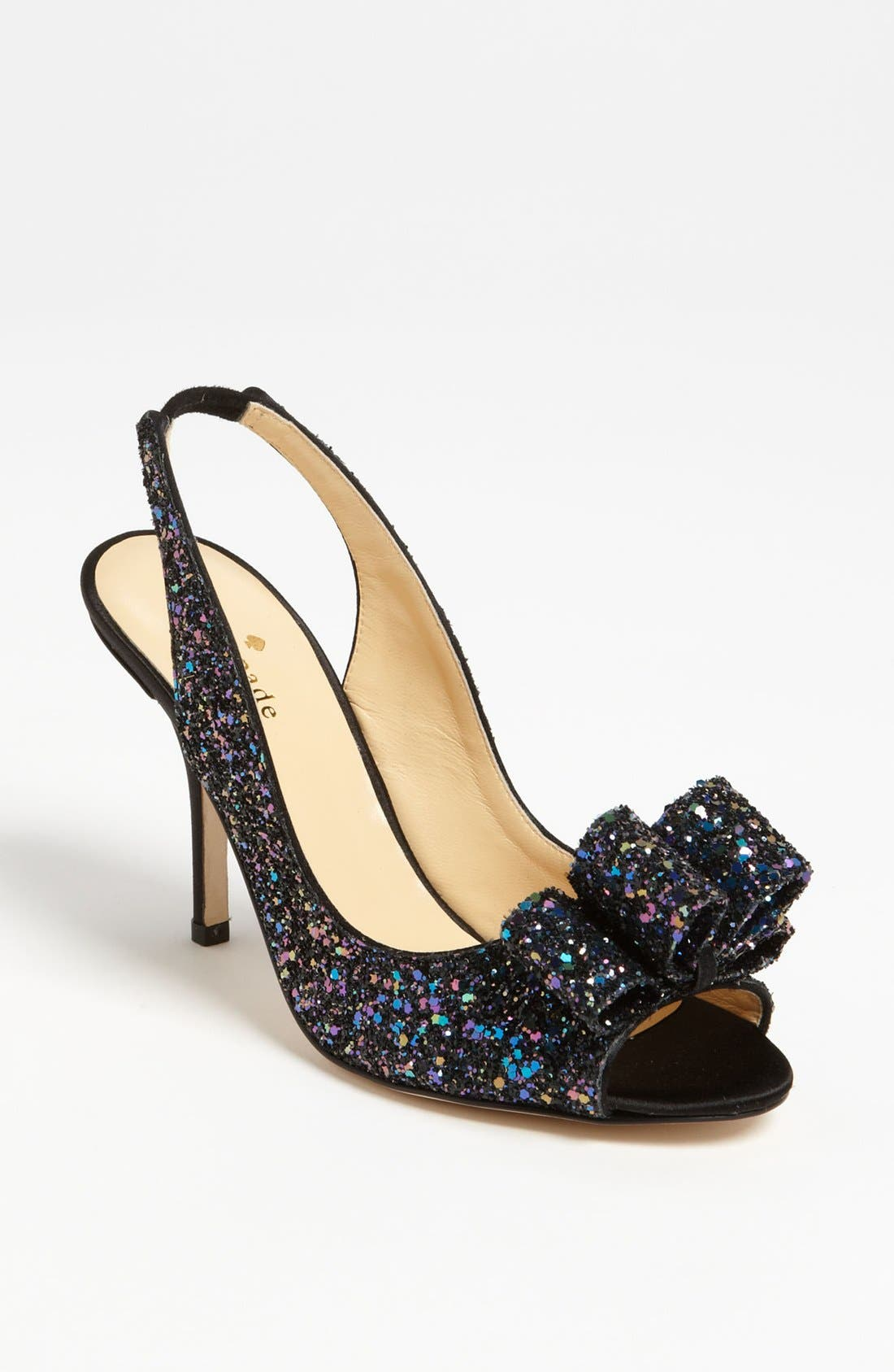 Alternate Image 1 Selected - kate spade new york 'charm' slingback pump