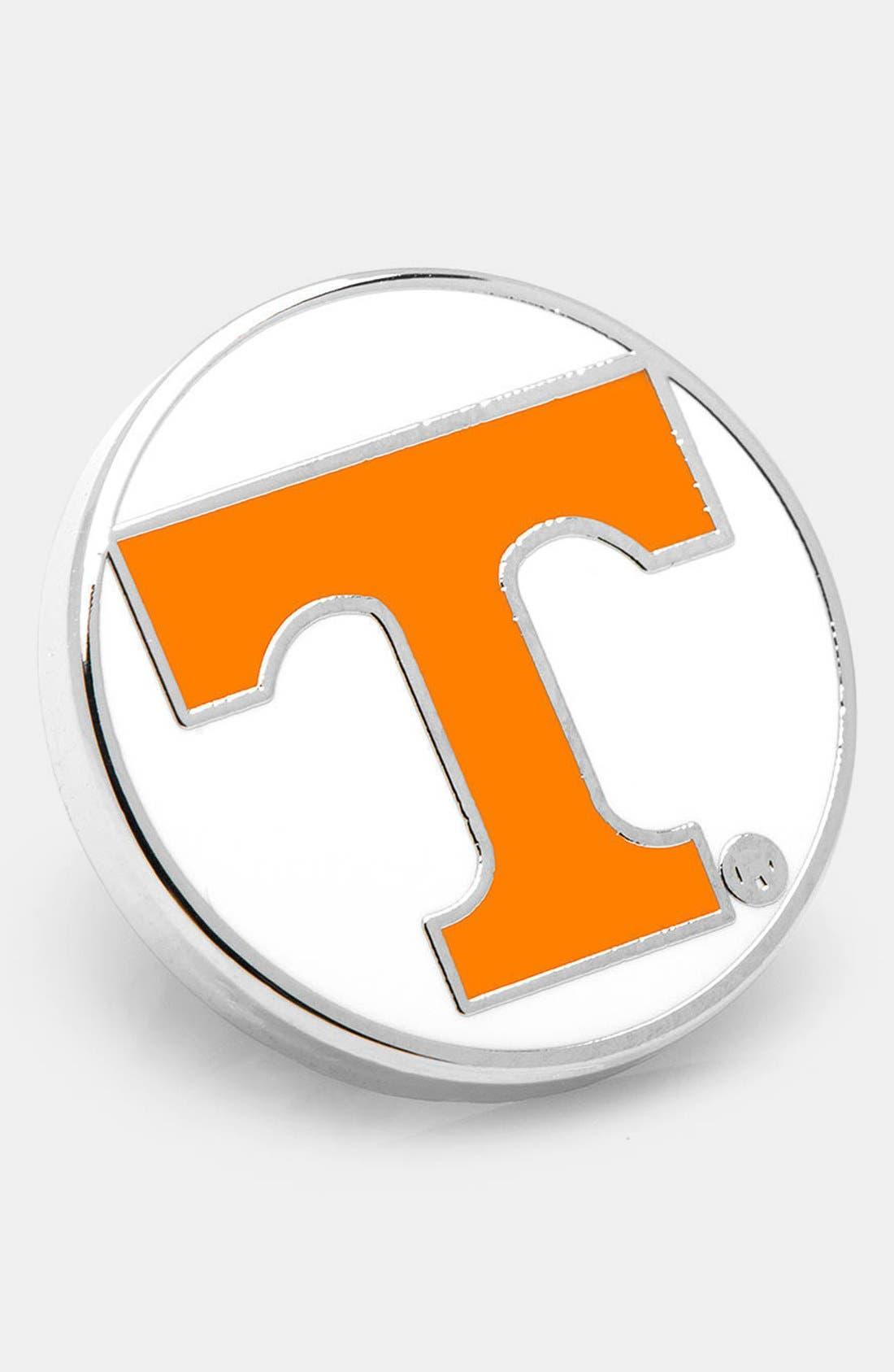 Alternate Image 1 Selected - Cufflinks, Inc. 'Tennessee Volunteers' Lapel Pin