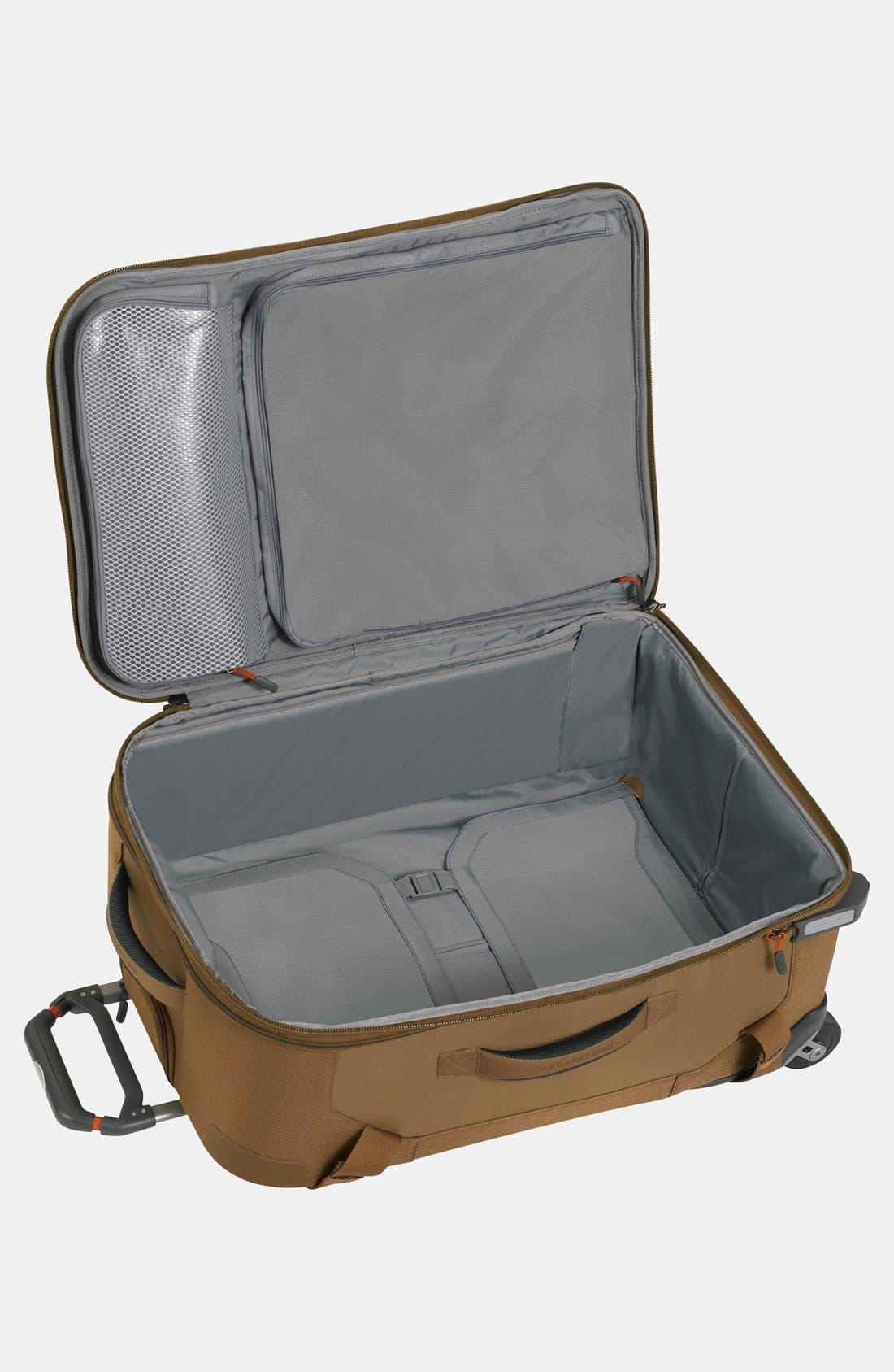 Alternate Image 2  - Briggs & Riley 'Explore' Upright Rolling Suitcase (25 Inch)