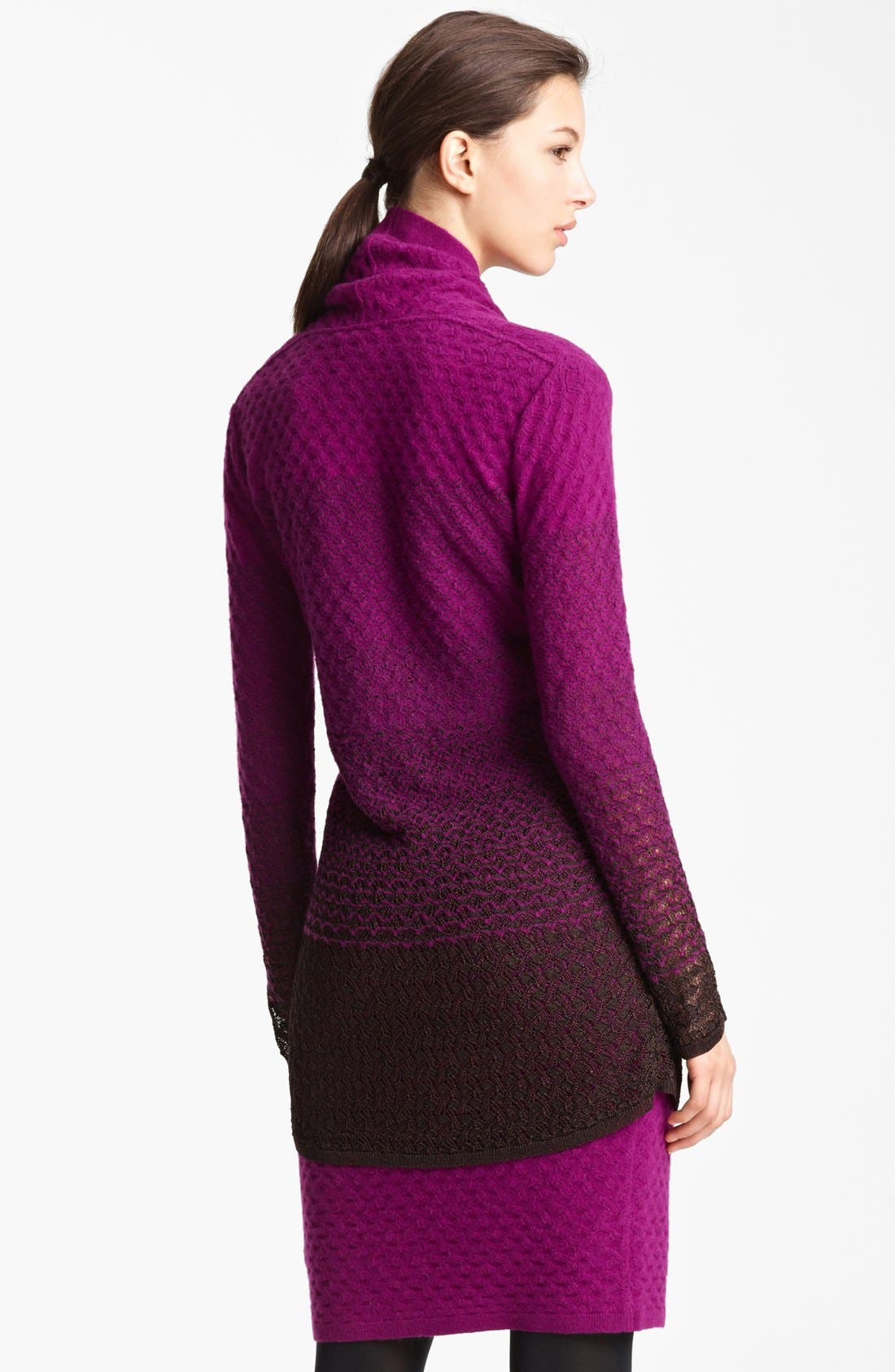 Alternate Image 4  - Missoni Dégradé Knit Cardigan