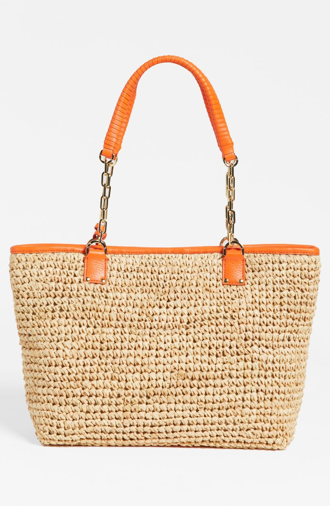 Alternate Image 3  - Tory Burch 'Thea - Small' Straw Tote