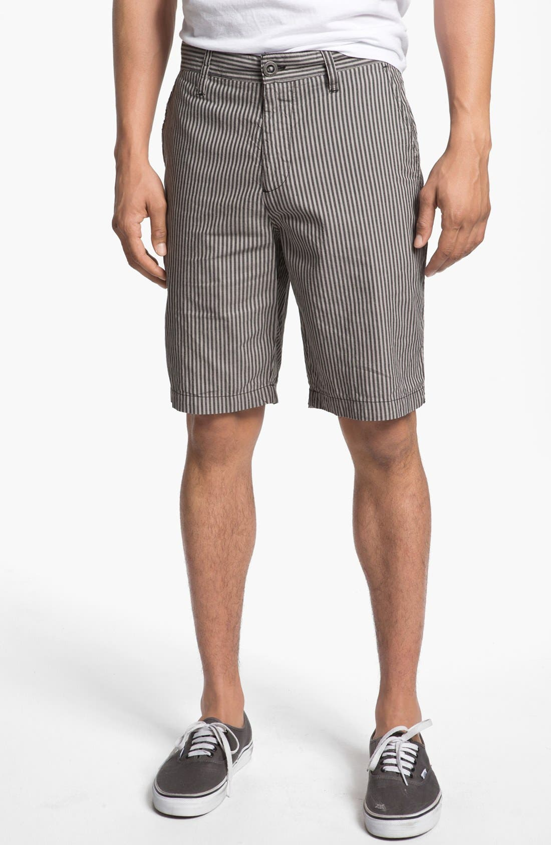 Alternate Image 1 Selected - Volcom 'Loco' Chino Shorts