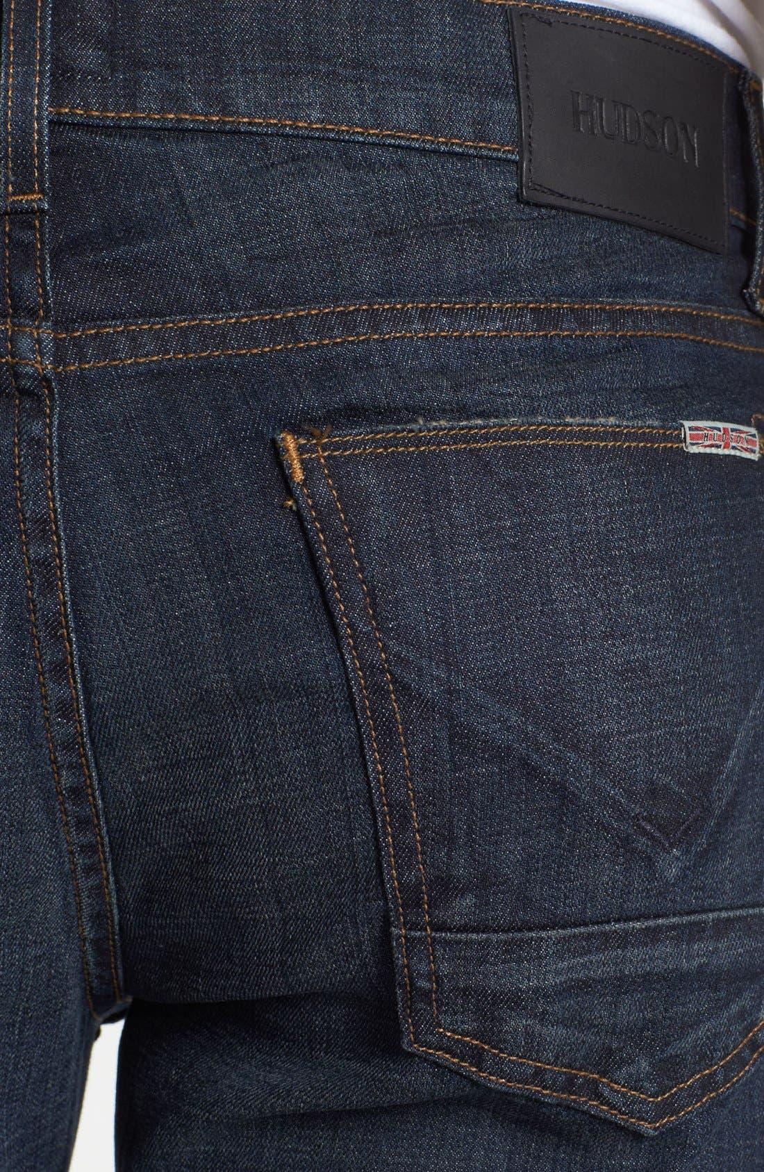 Alternate Image 4  - Hudson Jeans 'Byron' Straight Leg Jeans (Sullivan)