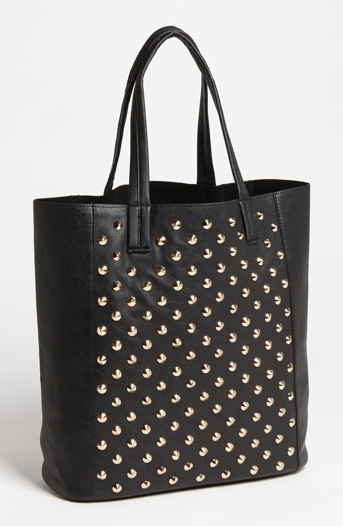 Main Image - BP. Studded Faux Leather Tote