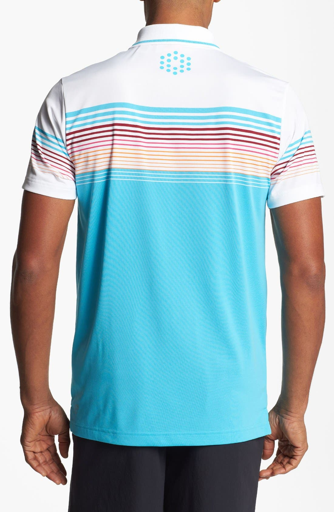 Alternate Image 2  - PUMA GOLF coolCELL™ Tech Polo