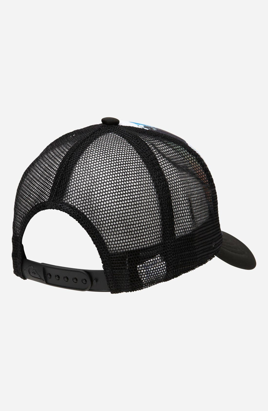 Alternate Image 2  - Quiksilver 'Boards' Hat (Toddler)