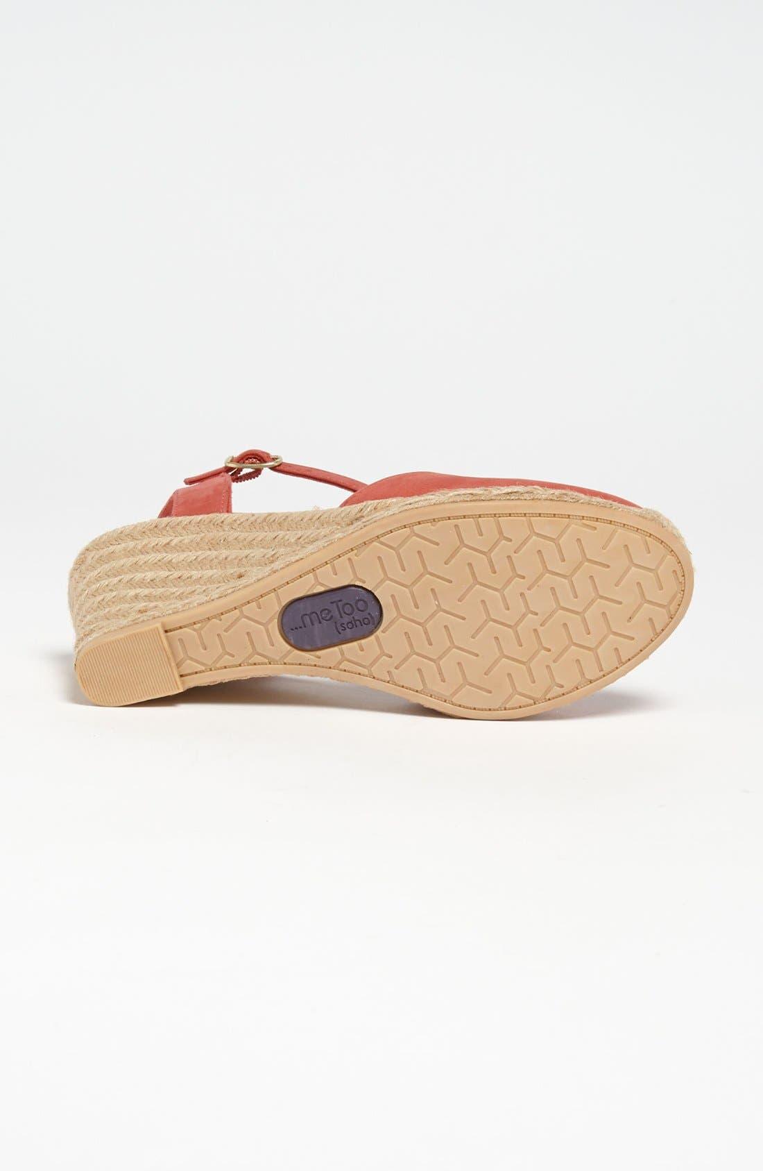 Alternate Image 2  - Me Too 'Bethany' Wedge Sandal