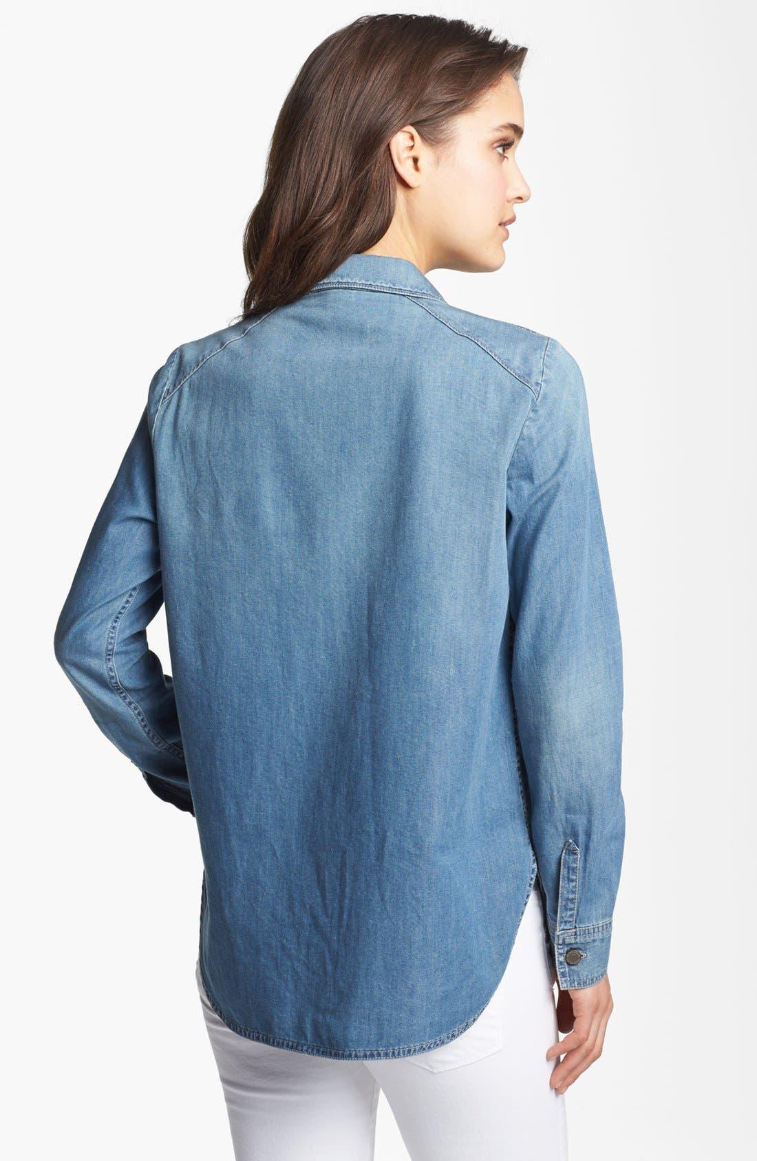 Alternate Image 2  - Paige Denim 'Kadie' Shirt