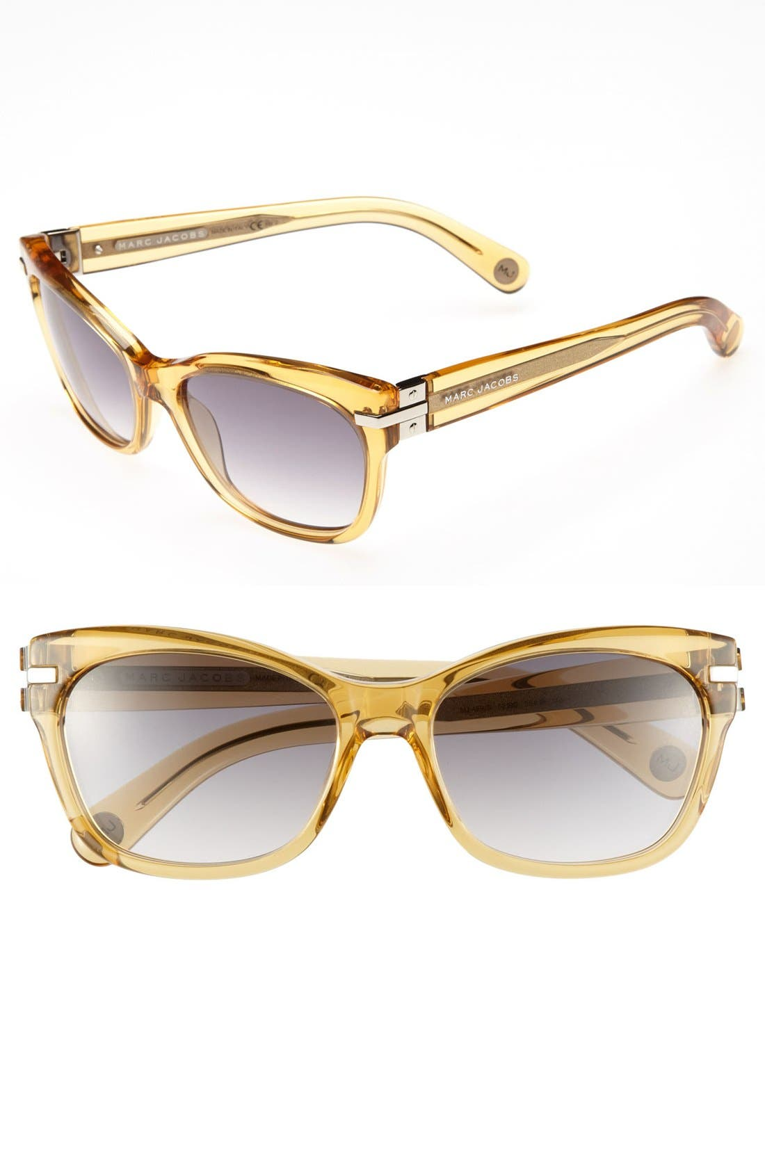 Main Image - MARC JACOBS 56mm Retro Sunglasses