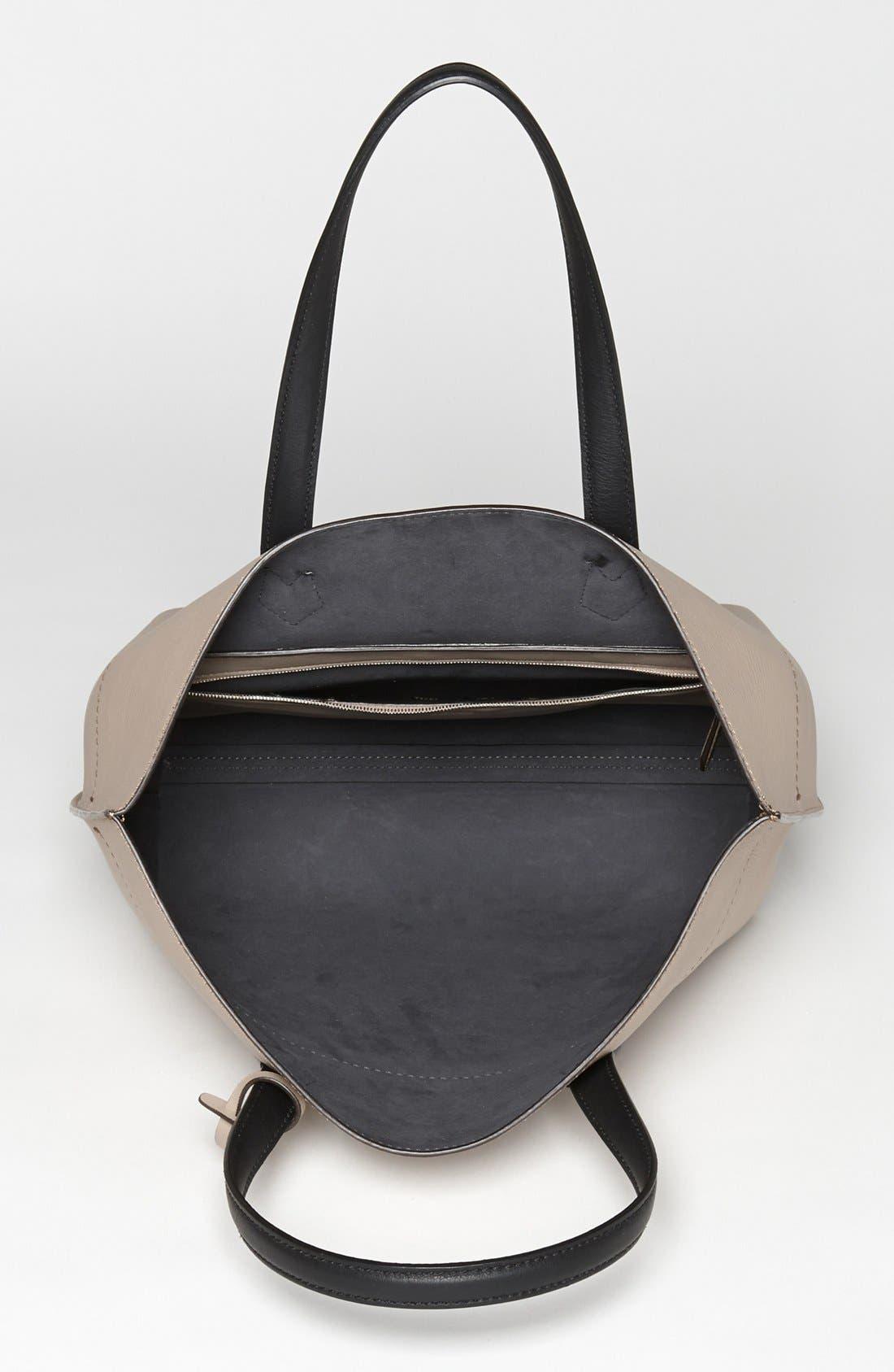 Alternate Image 3  - Fendi 'All In' Leather Shopper