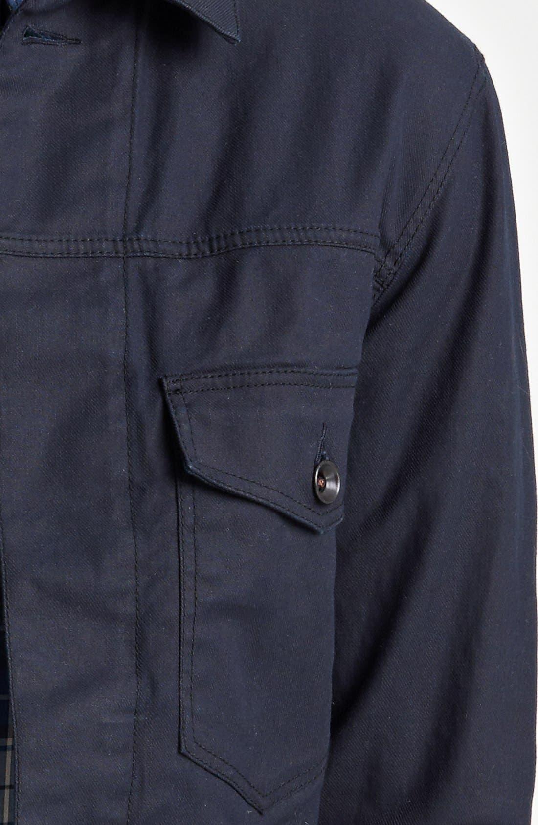 Alternate Image 3  - Todd Snyder Denim Jacket