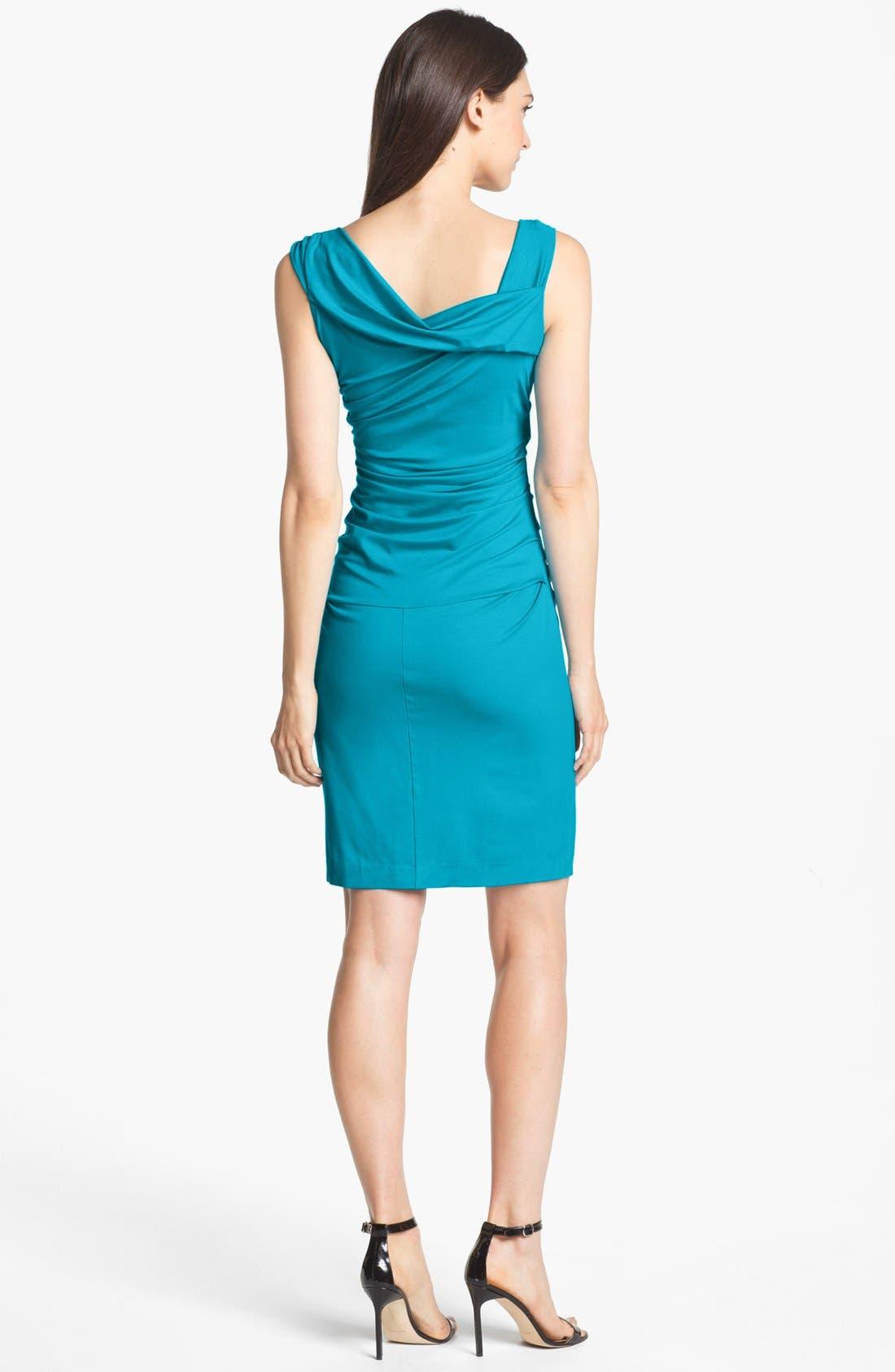 Alternate Image 2  - Diane von Furstenberg 'Bentley' Sleeveless Sheath Dress