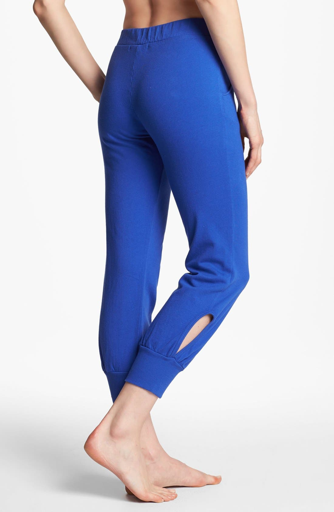 Alternate Image 2  - Solow Keyhole Ankle Pants