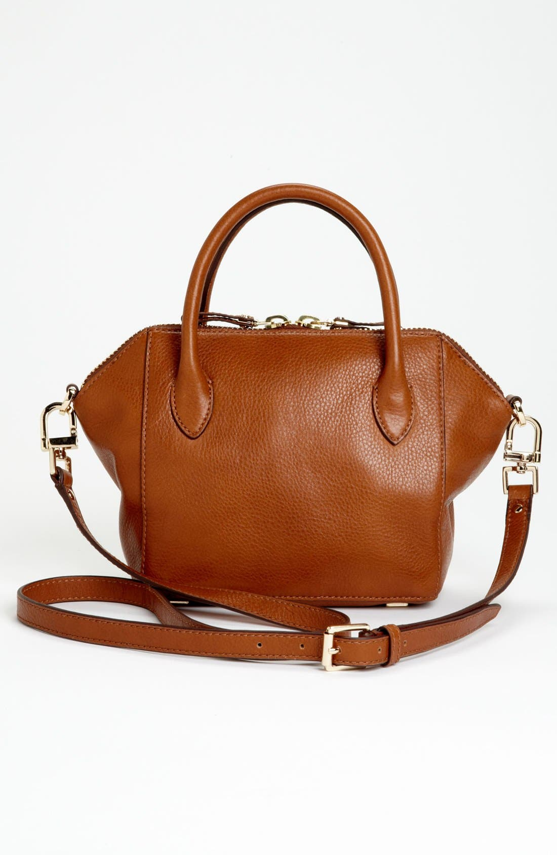 Alternate Image 4  - Tory Burch 'Clara - Mini' Leather Crossbody Bag