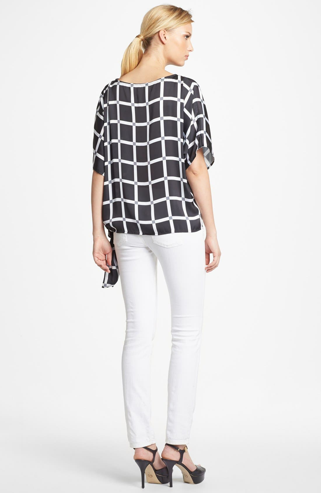 Alternate Image 3  - MICHAEL Michael Kors Boatneck Blouse