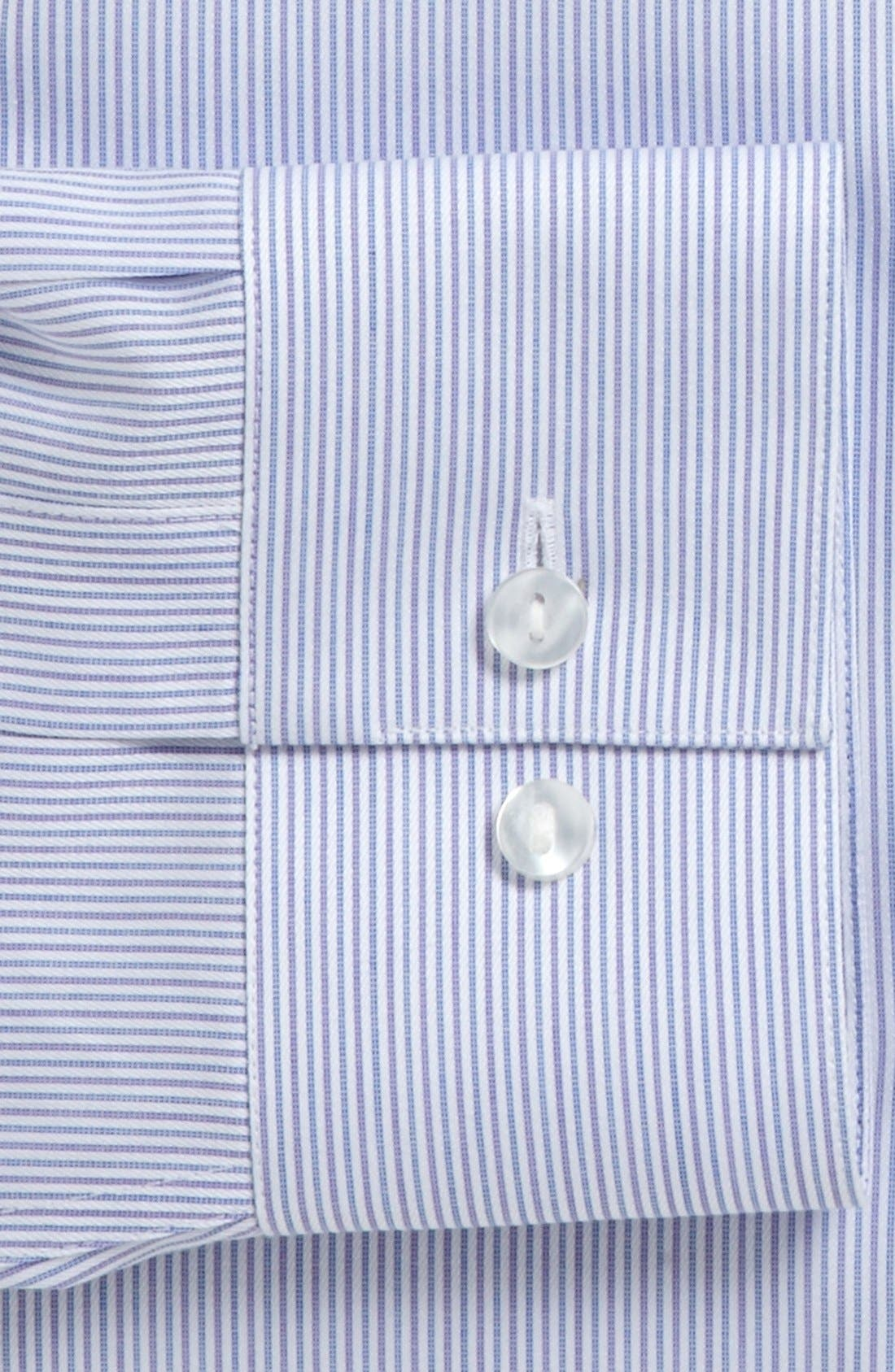 Alternate Image 2  - Calvin Klein Slim Fit Dress Shirt
