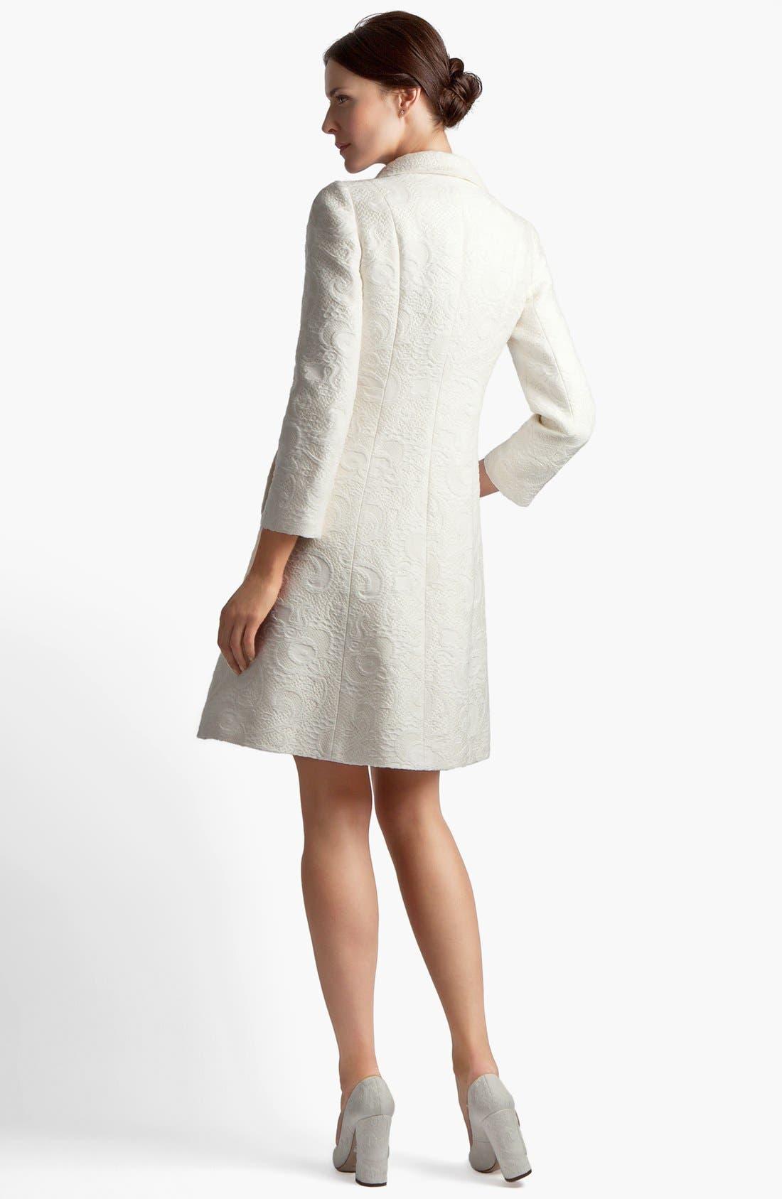 Alternate Image 2  - Dolce&Gabbana Brocade Coat