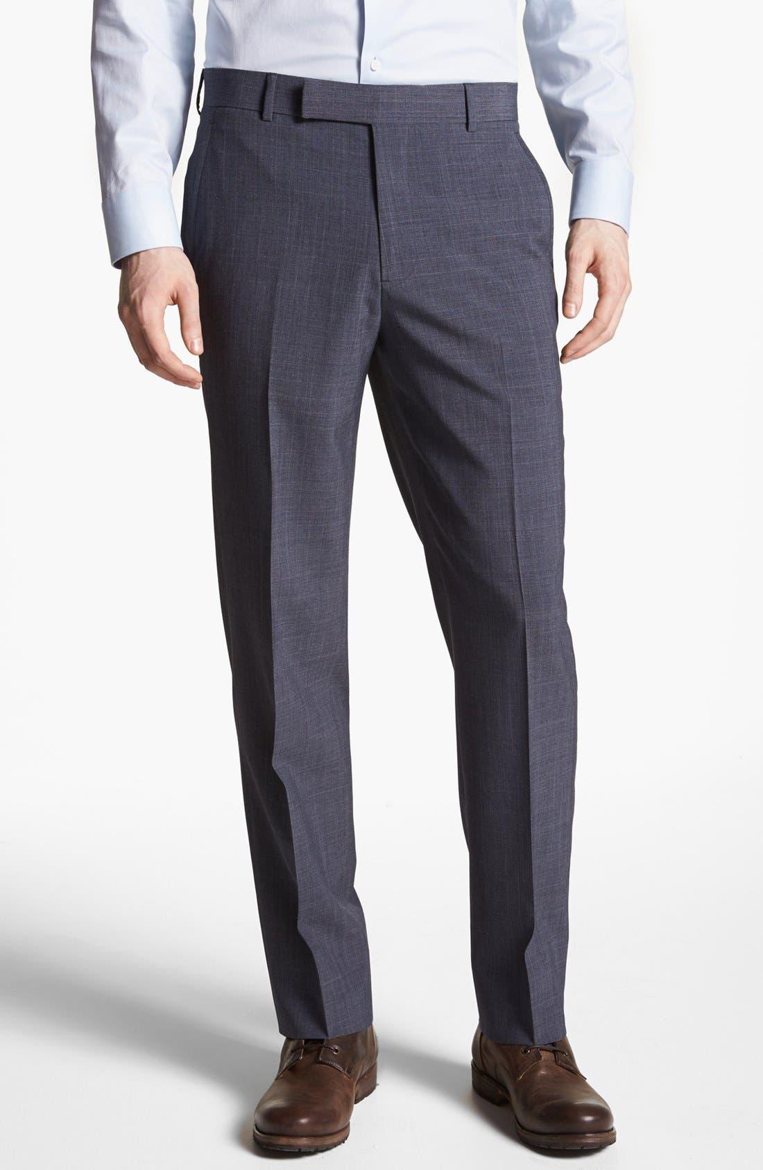 Alternate Image 4  - Billy Reid 'Campbell' Glen Plaid Wool Suit