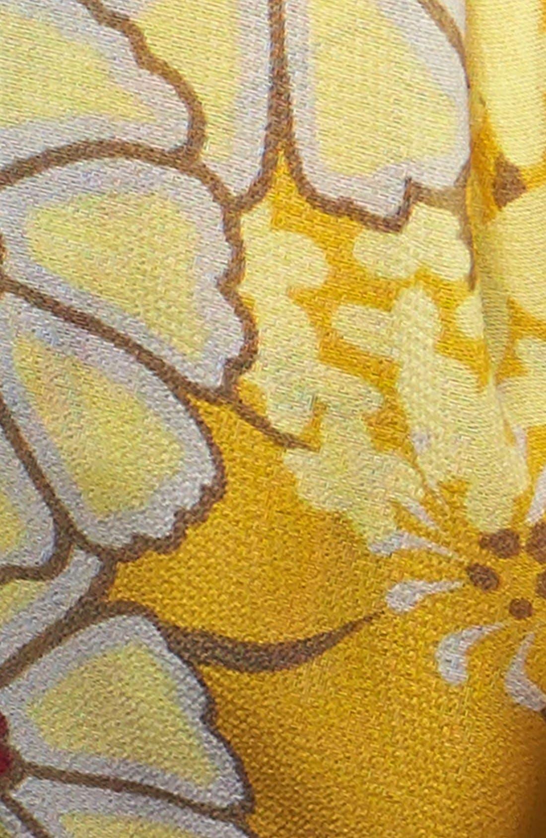 Alternate Image 2  - Tasha 'Floral Interlock' Turban Head Wrap